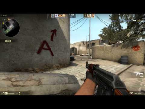 trolling Mad kid on CS:GO ft RISKY_