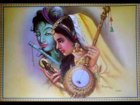 Mara Re Girdhar Gopal - Meera Bai Bhajan - Lata Mangeshkar