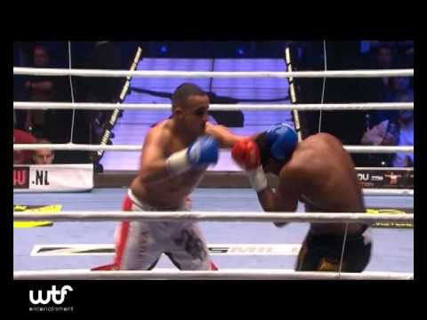 Badr Hari vs Mourad Bouzidi - It's Showtime 2010 - O2 Arena