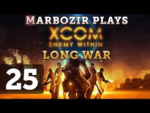 XCOM Enemy Within Long War Let's Play - Part 25