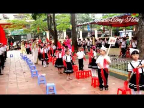 Khai giảng trường tiểu học Bạch Đằng.mp4