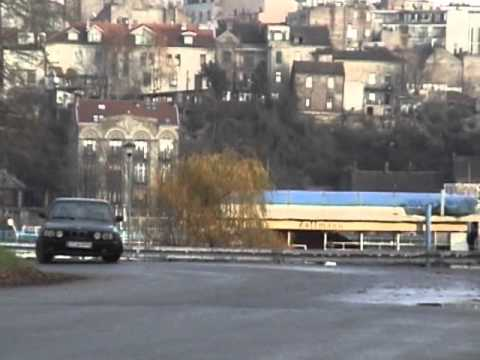 Old School Mania-BMW e34 drift