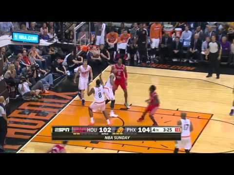 Houston Rockets vs Phoenix Suns | February 23, 2014 | NBA 2013-14 Season