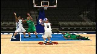 NBA 2K11 Tips Ankle Breakers And Make Someone Fall Glitch