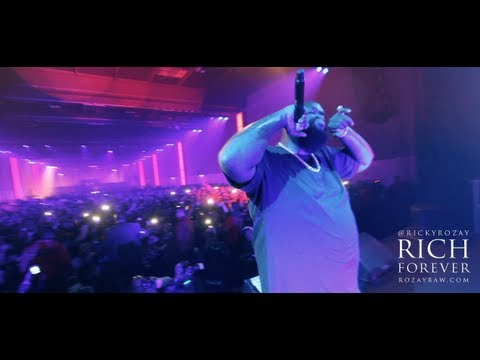 "RICK ROSS ""RICH FOREVER"" EURO TOUR VLOG PART 4 - THE FINALE (PARIS, LONDON, BIRMINGHAM & MANCHESTER)"