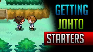 How & Where To Catch/get Johto Starters In Pokemon Black