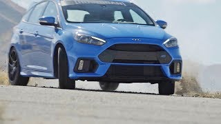 Ken Block Tests the Ford Focus RS Performance Drift Stick. YouCar Car Reviews.