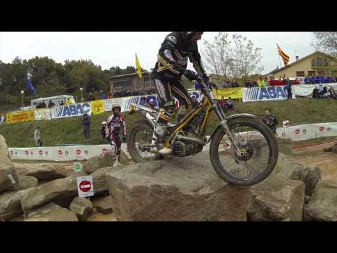 Campeonato Nacional de Trial; Can Rosal 2013 Albert Cabestany;