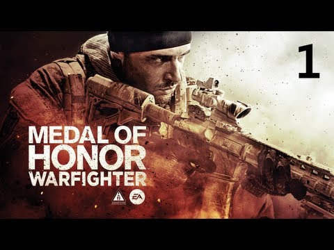 ����������� Medal of Honor: Warfighter - ����� 1 � ��������� �����������