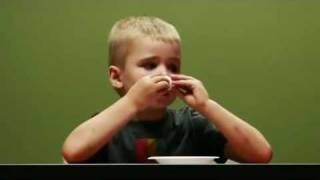 La prueba del bombón