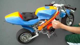 NOS POCKET BIKE