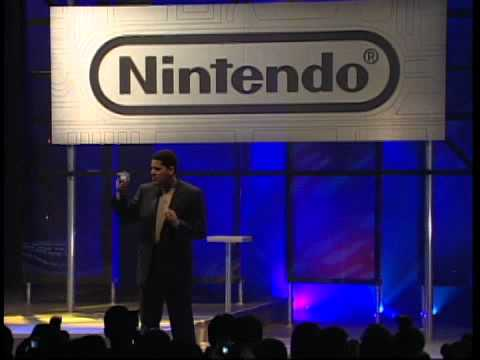 E3 2005 - Complete Nintendo Press Conference