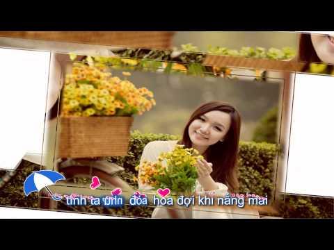 Tình yêu màu nắng Đoàn Thúy Trang ft. Bigdaddy (Video Lyric)