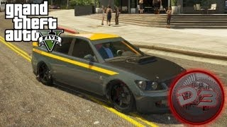 GTA 5 Secret Car .:SULTAN RS:. Location Area (Hidden Car