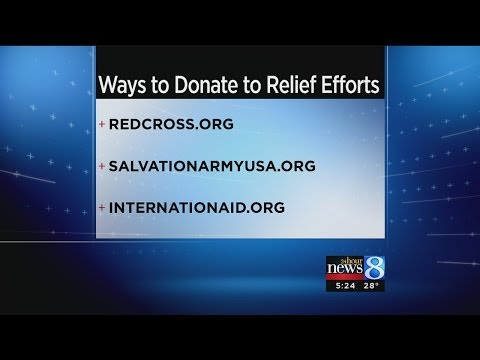 Ways You Can Help Relief Efforts For Typhoon Haiyan