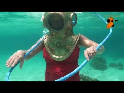 Helm Duiken Curacao Lon & Liesbeth 22 04 2014