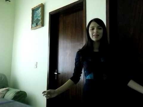 Estou em Guerra - Ariely Bonatii (Luana Batista)