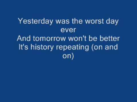 Simple Plan --Worst Day Ever--