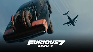 Furious 7  Extended First Look HD