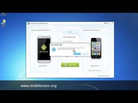 Galaxy S3 to iPhone 5S: How to transfer data/contacts/SMS/photos from Galaxy S3 to iPhone 5S/4S