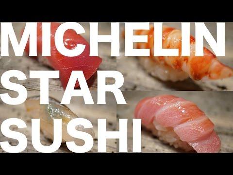 2 Michelin Star Sushi