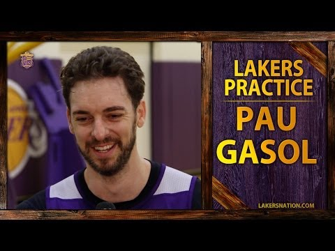 Lakers' Pau Gasol Remains A Laker After Trade Deadline, Confident In Free Agency