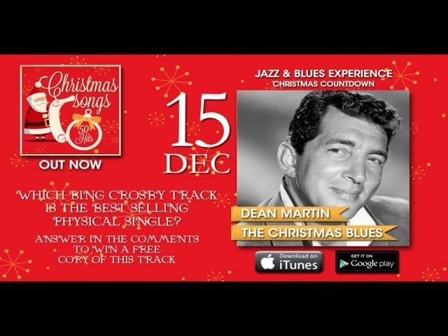 Christmas Songs - Advent Calender - 15th December (Dean Martin)