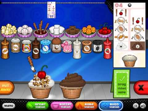 papas cupcakeri