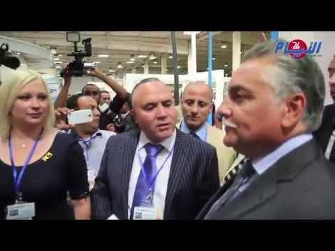 افتتاح الدورة الأولى للمعرض الدولي للكهرباء بالدار البيضاء