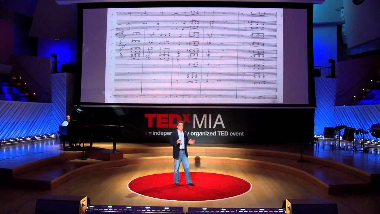 Scott Rickard at TEDx