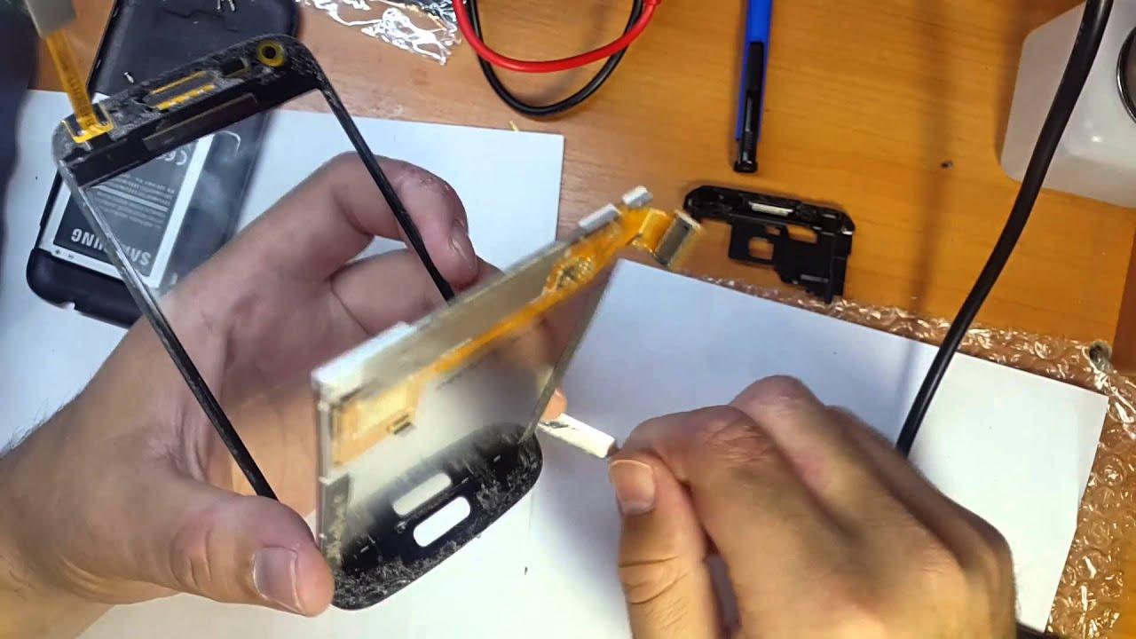 Как из обычного телефона сделать сенсорный 4