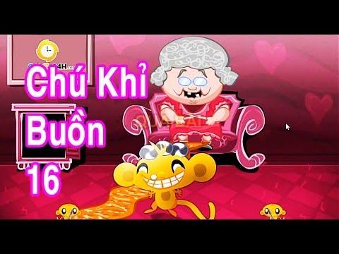 Chú Khỉ Buồn 16 - Hài Hước [game.24h.com.vn]