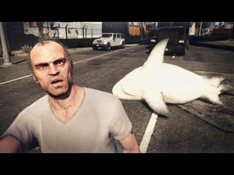 GTA 5 EPIC Funny Moments Compilation [GTA V]