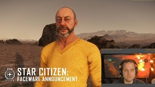 Star Citizen - Faceware Announcement
