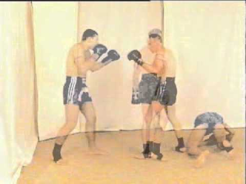 Muay Thai Strike Combinations (Marco de Cesaris) Training COMBOS