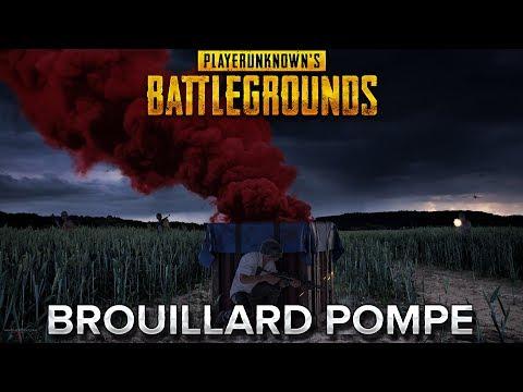 PUBG : Brouillard Pompe