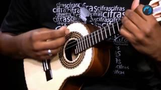 Clara Nunes - O Mar Serenou (como tocar - aula de cavaquinho)
