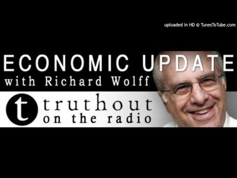 Economic Update - What Capitalism Delivers (US GDP growth...) - Richard Wolff - WBAI Aug3,2013