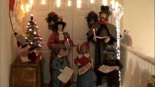 EXTREME CHRISTMAS DISPLAY WITH MUSIC