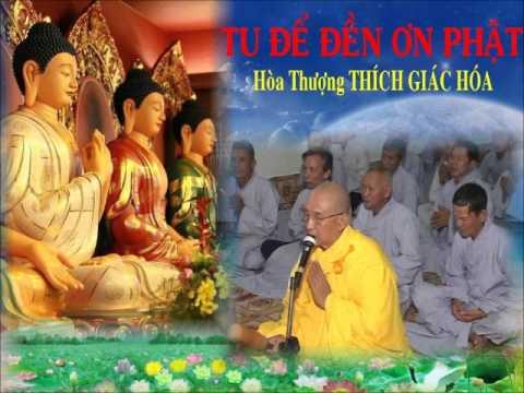 Tu Để Đền Ơn Phật