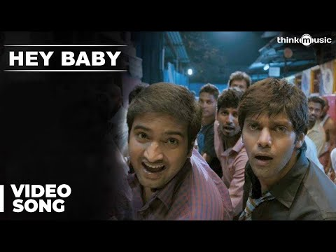 Hey Baby Tamil HD Video Song
