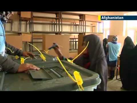 Afghan women flock to polls despite Taliban threat