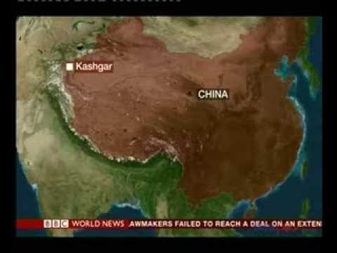 China Police Kills 8 'terrorists' in Xinjiang