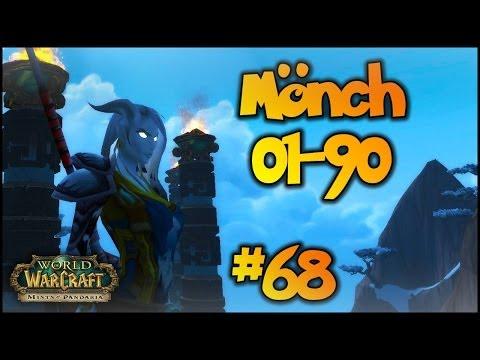 WoW MoP Level 01-90, Ep.:068 - Dungeons und Moonis