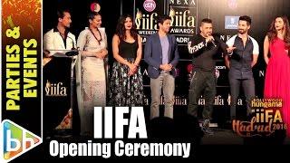 bollywood celebs at iifa madrid,  Opening Ceremony Of IIFA , bollywood, bollywood news