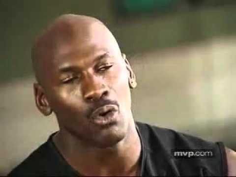 Michael Jordan Basketball Tips Mental preparation