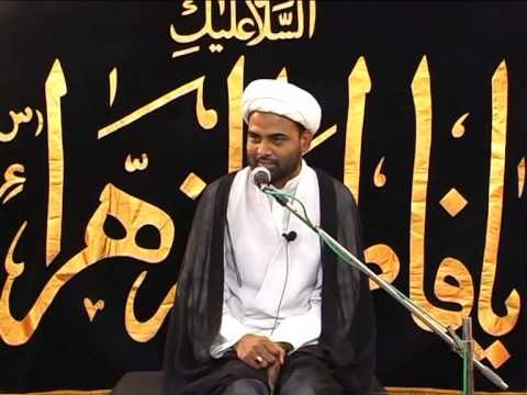 Maulana Akhtar Abbas Jaun. 11th July 2014- Part-1