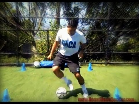 Beast Mode Soccer Phase 1 Footwork Program with Ali Riley ...