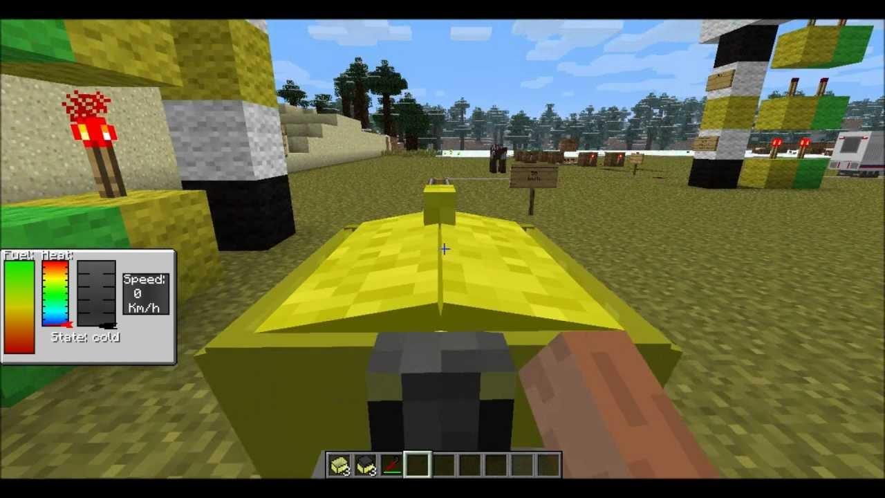 how to work railcraft mod in minecraft