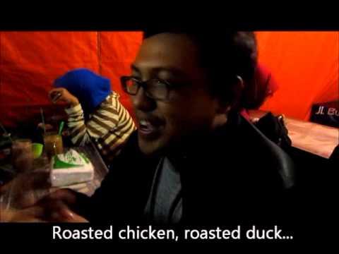 Indonesian Culinary - Penyetan